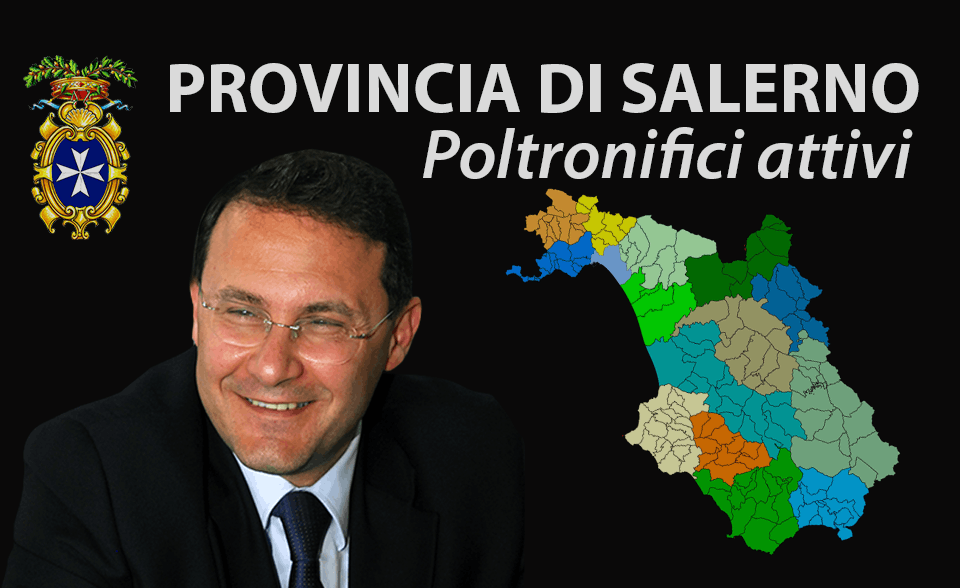 scioglimento Consiglio provinciale Salerno