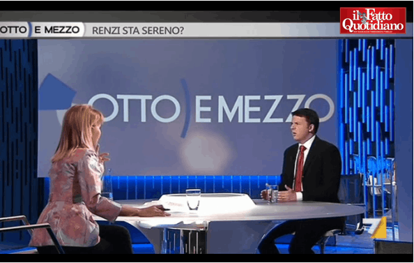 Renzi - ENI - Intelligence