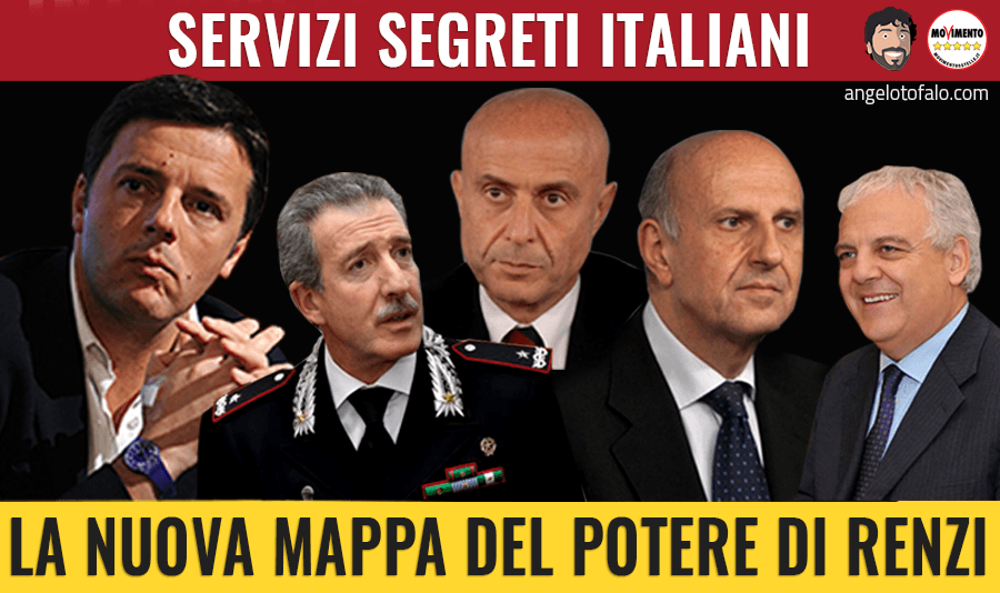 servizi segreti italiani nuova mappa del potere