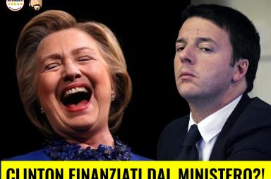 matteo-renzi-ministero-ambiente-fondazione-clinton