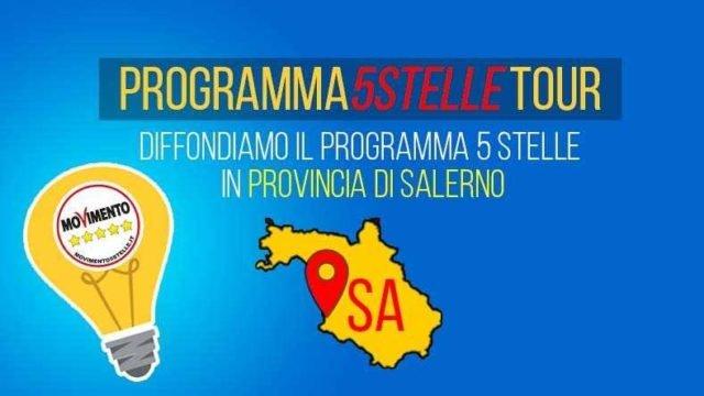 movimento provincia salerno