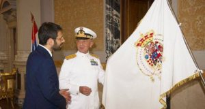 Capo di Stato Maggiore Marina Militare Ammiraglio di Squadra Valter Girardelli