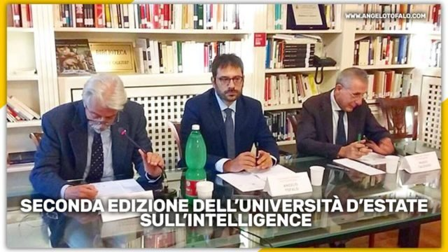 università intelligence