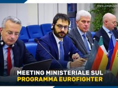 Ministerial Eurofighter Meeting